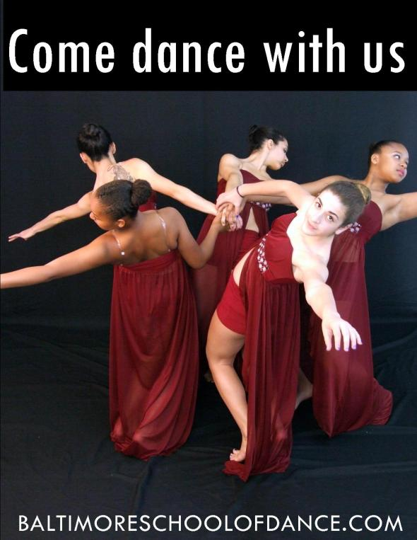 come dance with us